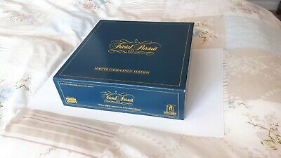 Trivial Pursuit Genus Edition Board Game Original Parker Games • 7.50£