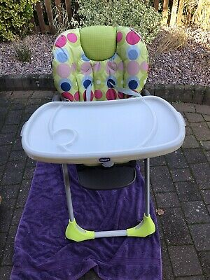 Chicco Highchair • 8.50£