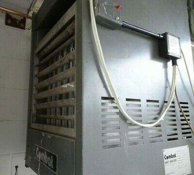 USED Combat Unit Heater 53KW CUHA140 In Working Order • 250£