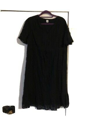 Black Gap Maternity Dress XL  • 5£
