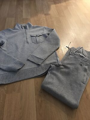 Armani Jeans Size Large Grey Tracksuit • 19£