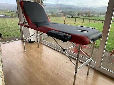 Portable Folding Beauty Massage Bed Couch Table • 10£