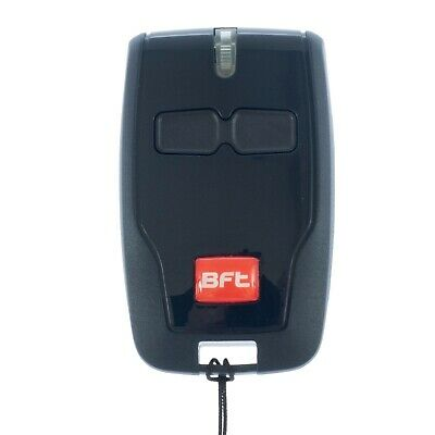 AU19.95 • Buy New BFT Gate / Garage Door Remote Transmitter Mitto Type: B RCB TX2/TX4/0678