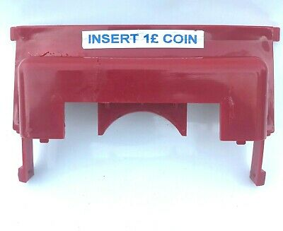 £2.50 • Buy Pringle Machine Spares. Clenport. Coin Mechanism Cover. Red. Used Repaired