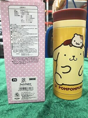 AU32 • Buy Pompompurin Stainless Steel Bottle Thermos -(340ml)