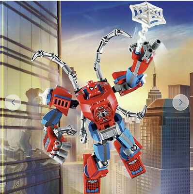 LEGO Super Heroes Marvel Spider-Man Mech Building Set - 76146 Spare/replacement • 6.70£