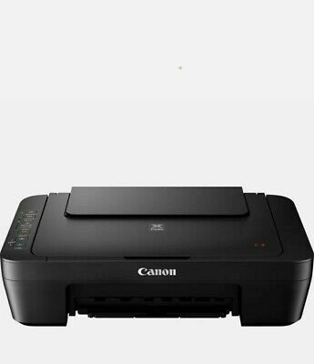 NEW Canon PIXMA MG3050 Wireless Inkjet All-In-One Printer With Ink - Free P&P • 59.99£