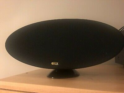 KEF 3001 Centre Speaker Gloss Black Great Condition • 89£