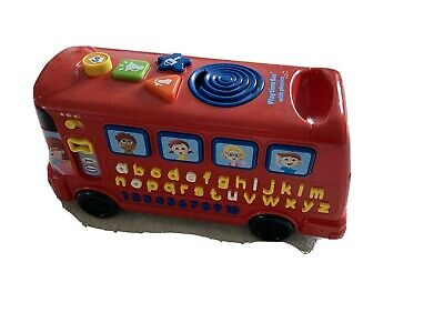 Vtech Playtime Bus With Phonics And Music • 5£