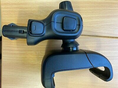 Genuine Fiat Blue & Me TomTom 2 Dashboard Mount Cradle SN: CTTEB275046 • 35£