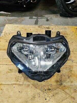 $180 • Buy 2001-2003 Suzuki GSXR 600 750 1000 OEM FRONT HEADLIGHT HEAD LIGHT LAMP