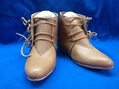 £50 • Buy Early Medieval Boots, Norman Re-enactment, Cosplay, Larp