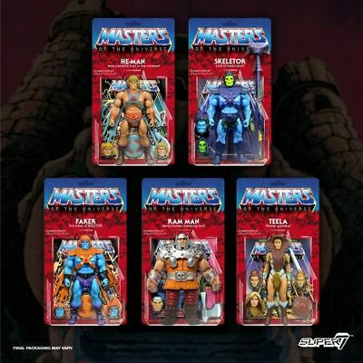 $900 • Buy Super 7 Masters Of The Universe Ultimates