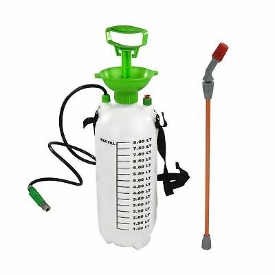 Garden Pressure Sprayer Knapsack Chemical Weed Killer Fence Water Bottle Pump • 13.47£