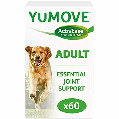 Lintbells | YuMOVE Dog | Essential Hip And Joint Supplement For Stiff Dogs Aged  • 16.41£