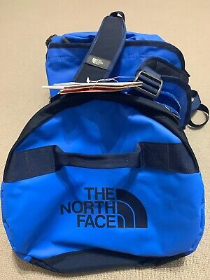 The North Face Base Camp Duffel Size Large 95L ,  Blue New With Defect RRP £120 • 70£