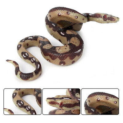 New Realistic Fake Rubber Toy Snake  Fake Snakes April Fool's Day Prank Party • 5.79£