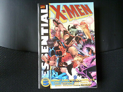 Essential   X-men Vol 5  As New Condition • 20£