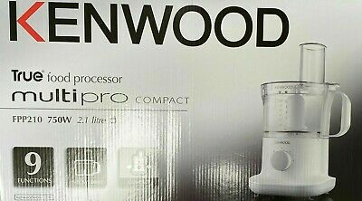 Kenwood - FPP210  TRUE Food Processor ( Multipro Compact )  • 55£