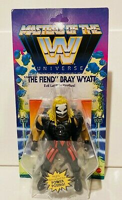 $29.99 • Buy Masters Of The WWE Universe:  The Fiend  Bray Wyatt Rare! FAST FREE SHIPPING!!