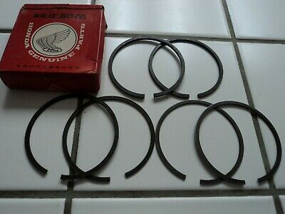 $48 • Buy Honda (NOS) 13041-292-000 +0.75 Piston Rings (for 2 Pistons) '69-'74 CB-450, CL