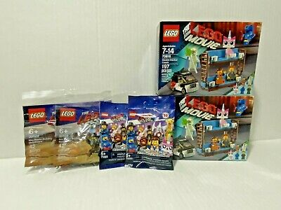$ CDN112.05 • Buy LEGO Movie Bundle 70818 - Double-Decker Couch (Lot Of 2) And Extra Polybags