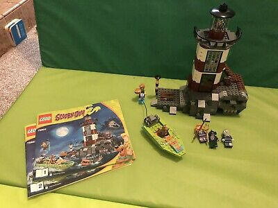 LEGO Scooby-Doo Haunted Lighthouse 75903 Retired Set 100% Complete • 59.99£