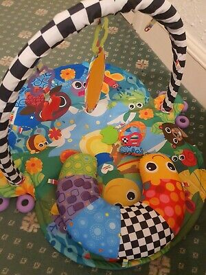 LAMAZE Freddie The Firefly Baby Activity Play Mat | 3-in-1 Gym With Tummy Time • 30£