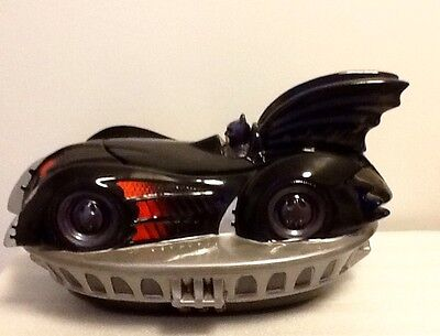 Batman And Robin Batmobile Cookie Jar 1997 (Retired) DC Comics W/ Original Box • 50.63£