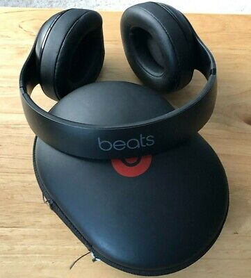 Beats By Dr. Dre Studio 2, Wireless Over Ear Headphone - Matte Black • 160£