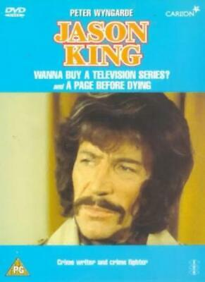 Jason King: Wanna Buy A Television Series?/A Page Before Dying [1971] DVD • 6.20£