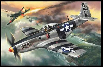 ICM 48154 - 1:48 Mustang P-51K, WWII American Fighter • 13.95£