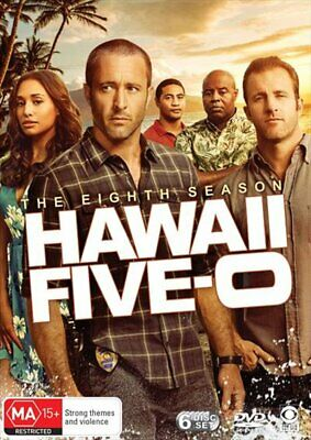 AU25.24 • Buy Hawaii Five-0 - Season 8 DVD