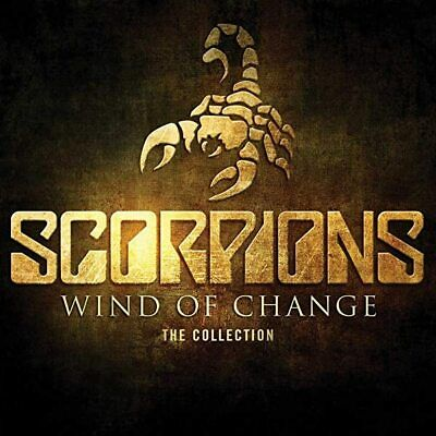 £17.05 • Buy Scorpions - Wind Of Change : The Collection Cd ~ Greatest Hits~best Of *new*