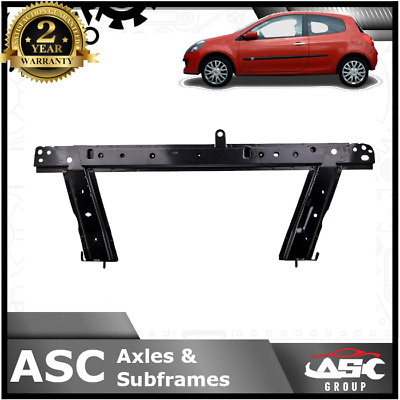 NEW Front Crossmember / Radiator Support - Fits Renault Clio III (BR, CR, KR) • 64.95£
