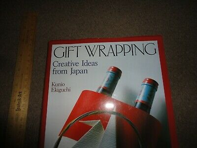 AU14.69 • Buy Lovely Unwanted Present Creative Ideas Gift Wrapping From Japan Presents Xmas Et