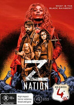 AU18.54 • Buy Z Nation - Season 4 DVD