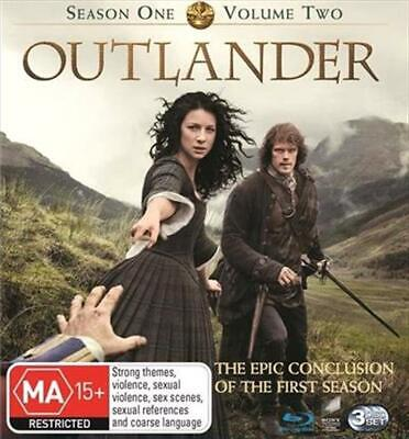 AU18.54 • Buy Outlander - Season 1 - Part 2 Blu-ray