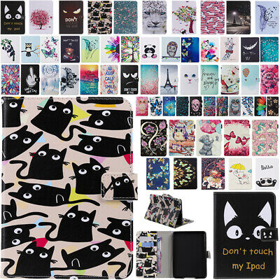 AU17.89 • Buy For Kindle Paperwhite 10th Gen 1/2/3 Pattern Flip Leather Wallet Card Case Cover