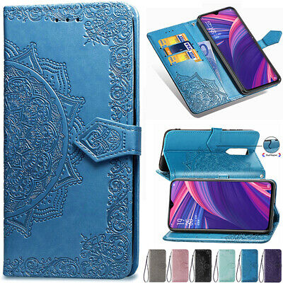 AU14.89 • Buy For OPPO R17 Pro AX5 A52 Reno 2 2Z Magnetic Flip Leather Wallet Stand Case Cover