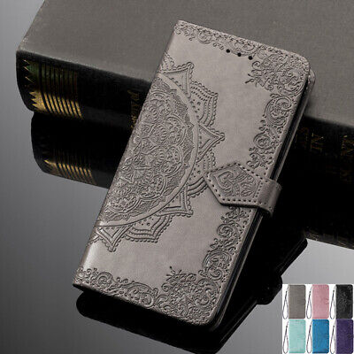 AU14.89 • Buy For Samsung Galaxy J2 J5 J7 Pro J8 Card Case Magnetic Leather Stand Wallet Cover