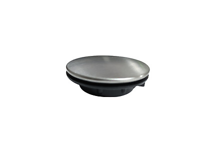 Chrome Tap Hole Stopper Cover Blanking Plug Kitchen Sink Basin ABS Plastic 45mm  • 4.49£