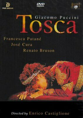 £3.48 • Buy Puccini:  Tosca - Francesca Patane, Jose DVD Incredible Value And Free Shipping!