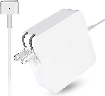 $32.88 • Buy Genuine 85W T-Tip For MagSafe2 Power Adapter Charger MacBook Pro A1424 Late 2012