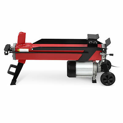 7 Ton Electric Heavy Duty Hydraulic Log Splitter Wood Timber Cutter Equipment Uk • 324.99£