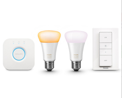 AU109 • Buy Brand New Philips Hue White Ambiance Lighting Starter Kit E27