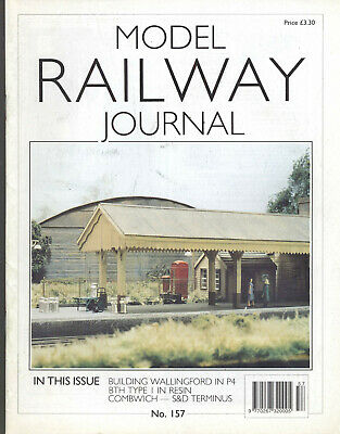 MODEL RAILWAY JOURNAL ISSUE No.157 MAGAZINE • 3.50£