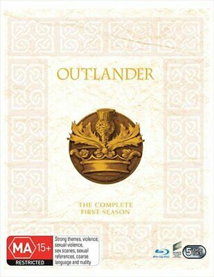 AU37.44 • Buy Outlander - Season 1 Blu-ray