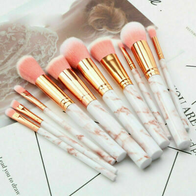 AU9.50 • Buy Professional Make Up Brushes Unicorn Blusher Face Powder Eyeshadow 20pcs/Set *er