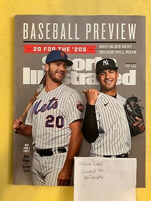 £7.04 • Buy Sports Illustrated Magazine Spring 2020 Baseball Preview MLB Next Decade Will